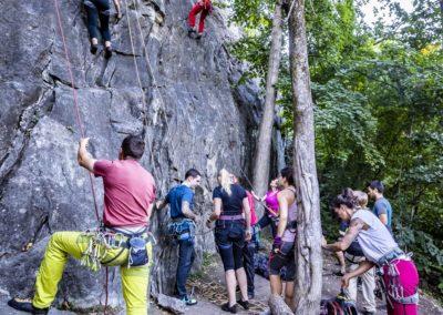 Klettern 307
