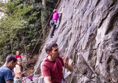 Klettern 394